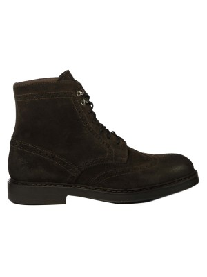 DOUCAL'S Stivaletto Half Wing Boot Uomo