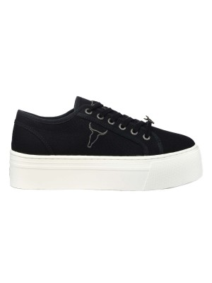 WINDSORSMITH Sneaker Ruby Canvas Donna